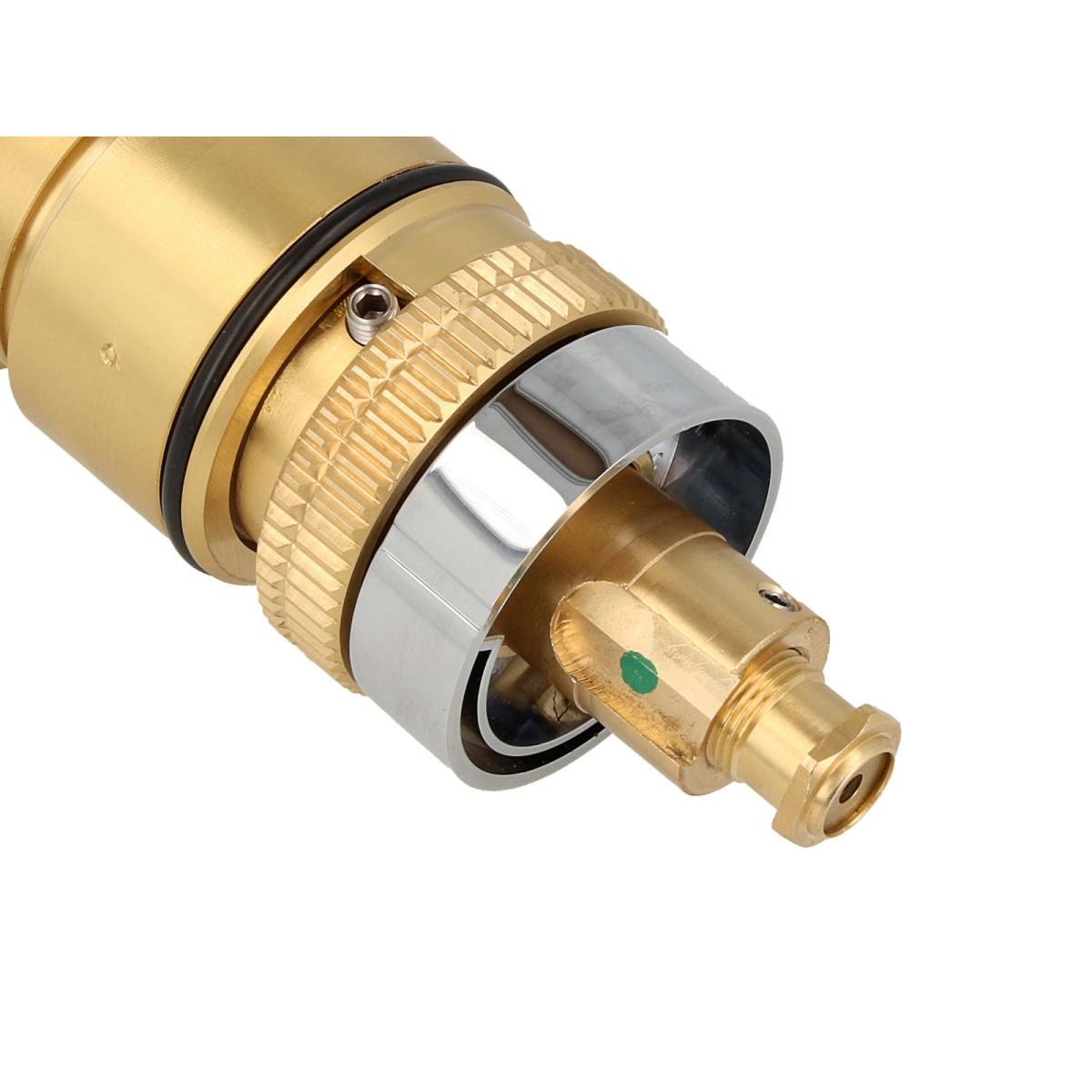 HANSA Temperaturregeleinheit Hansamat//Hansavario 59904501 inkl Adapter 59911514