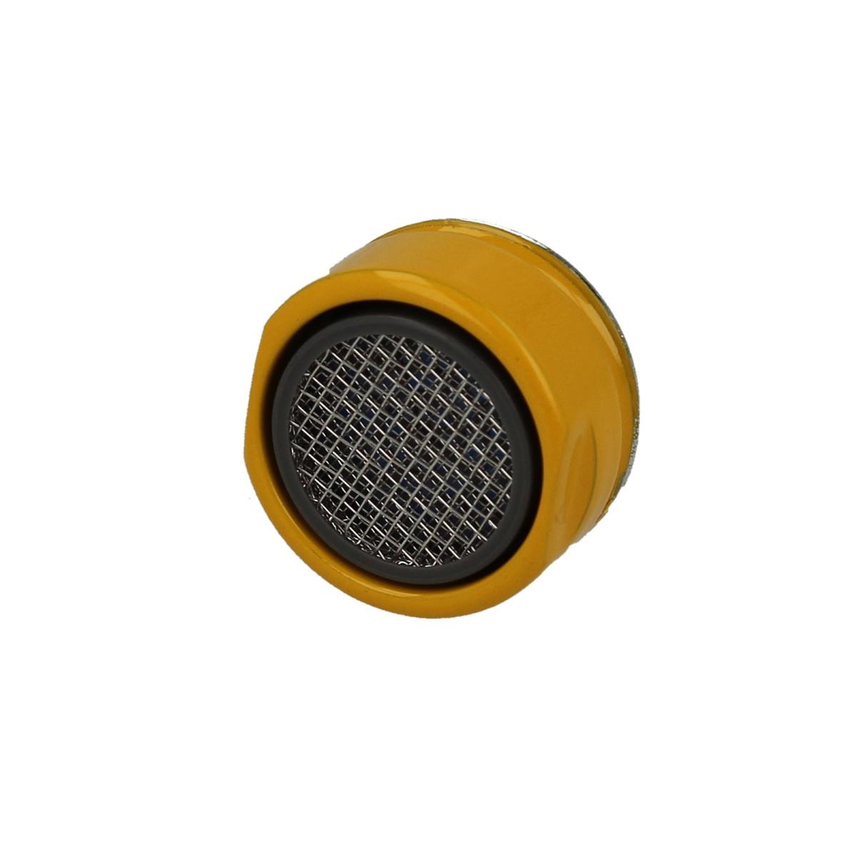 mischd se strahlregler luftsprudler perlator m24x1 ag gelb ral. Black Bedroom Furniture Sets. Home Design Ideas