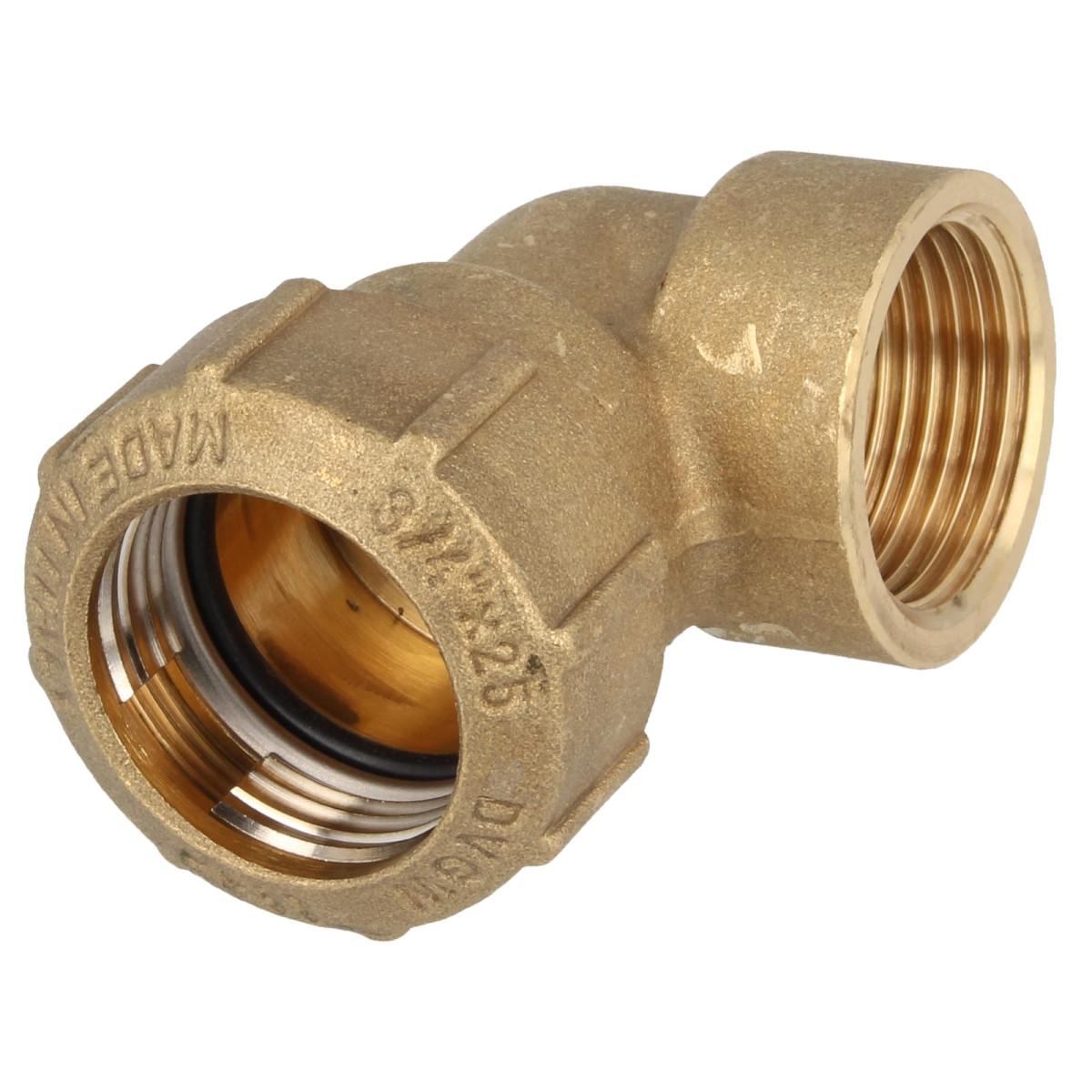 PE-Rohr 90°-Winkel 32 mm x 32 mm